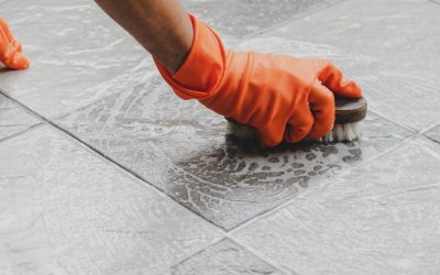 Home Solutions for Cleaning Tile and Grout