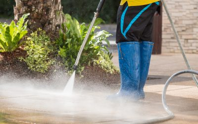 What is Soft Pressure Washing?