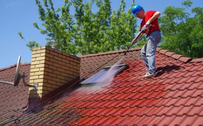 How to Clean a Dirty Roof