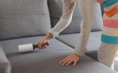 How Do You Clean A Fabric Sofa?