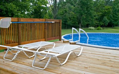 Hire A Professional To Remove That Stain From You Pool Deck