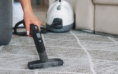 Top Mistakes When Cleaning Carpets